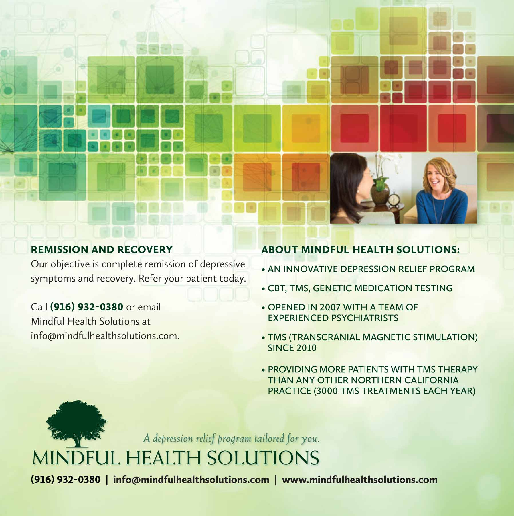 Client – Mindful Health Solutions
