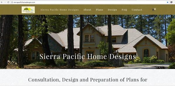 sierrapacifichomedesigns.com project – Darci Rose Pierce, creative ...